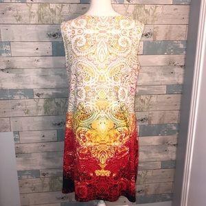 Haani Dresses - Haani summer boho tank dress sz L             0051
